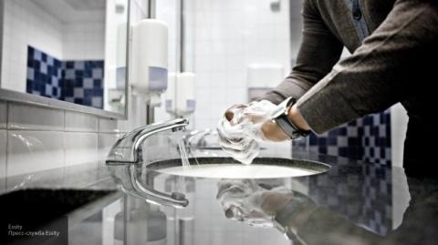 Ученые выяснили, как мыть руки правильно
