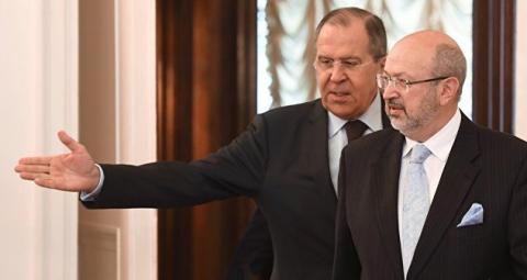 Заньер в Москве и ложь украи…