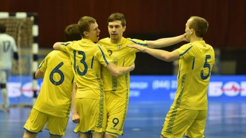 Товарищеский матч Украина – …