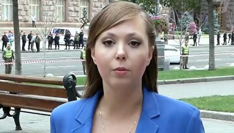 В Киеве похитили журналистку…