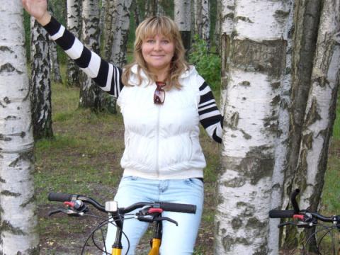 Елена Рыбкина (Соколова)