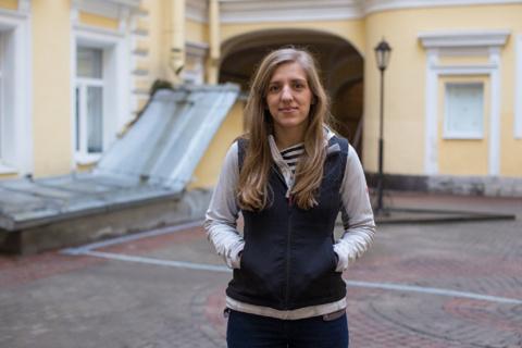 В России я осознала, что аме…