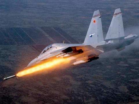 МОЛНИЯ: ВКС РФ уничтожили од…