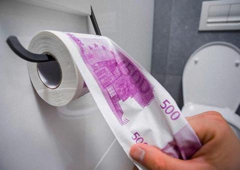 Грязные деньги: туалеты трех…