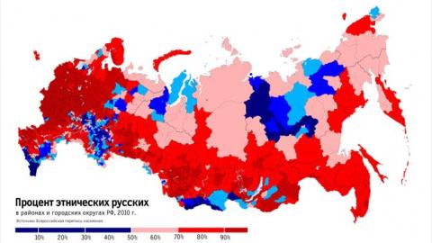 Дом без дома? Пора более чётко определиться с положением русских в России