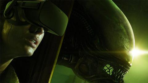 Моддер добавил в Alien: Isol…
