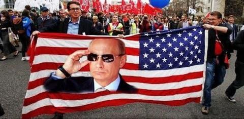 Доверие к Путину в США взлетело
