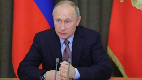 Путин: почти вся территория в Сирии, где проживают христиане, освобождена