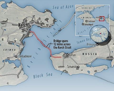 NYT: Керченский мост — это к…