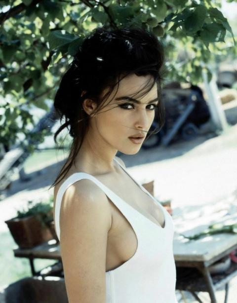 90-е — время потрясающе красивых женщин