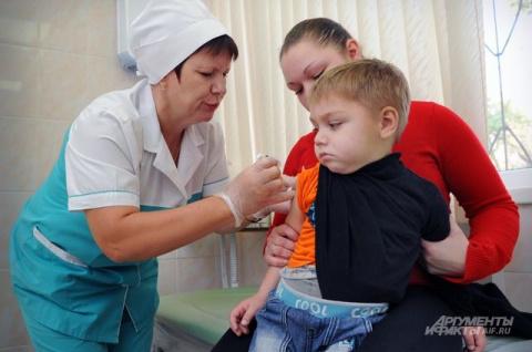 Я прививки не боюсь. Дети ст…