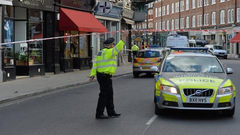Полиция Лондона расследует и…