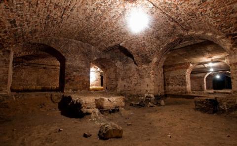Подземные тайны ушедших эпох…