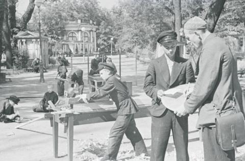 В СССР было всегда бесплатное образование!?