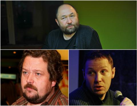 Пять российских режиссёров к…