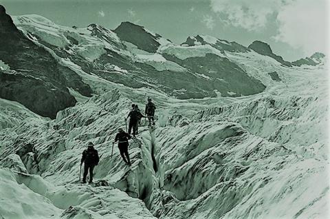 Покорить вершину и умереть...