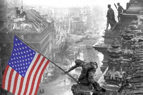Люди из другого измерения рассказывают, кто победил Германию во II Мировой войне