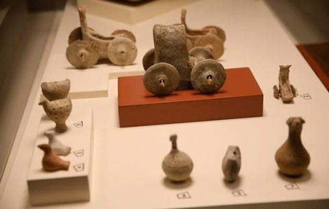 5 000-летняя игрушка найдена…