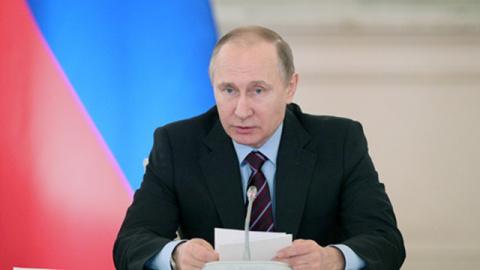 Путин: США и ЕС поддержали п…