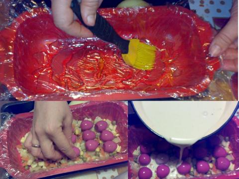 Вариация на тему: салат оливье… заливной