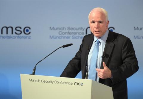 Маккейн назвал виновных в ос…