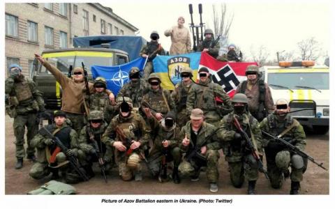 Фашистский шабаш уже в Москве