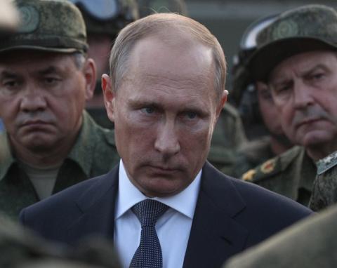 The Week: если Трамп убьет хоть одного русского, Путин сожжет весь мир