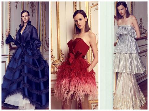 Alexis Mabille Haute Couture осень-зима 2017-2018