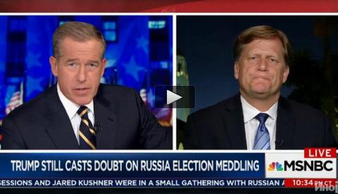 Макфол: Белый дом оставил без ответа очередную насмешку Путина