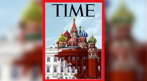 Time, без обид, но Путин в соборе не работает