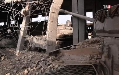 Сирийские военные успешно ра…
