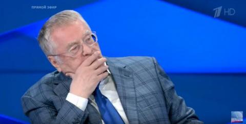 Жириновский рассказал, чем закончится украинский кризис: украина будет разделена. Раз и навсегда