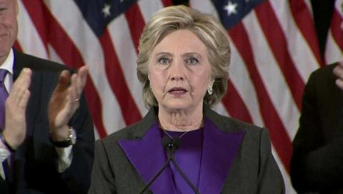 Клинтон копала яму Трампу, н…