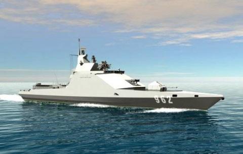 Сторожевой корабль проекта 2…