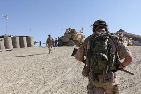 В МИД России призвали к отзыву войск США из Афганистана