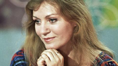 Анна Герман. Польская певица
