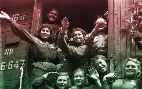 Почему мы не празднуем День Победы со всем «цивилизованным миром»? Виктор Логинов