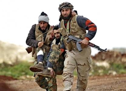 Агония террористов: боевики …