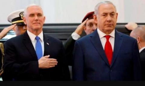 США и Израиль против Ирана и…