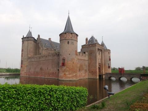 Muiderslot — история Нидерландов в одном Замке