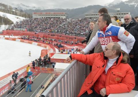 Отстранить Россию от олимпиады