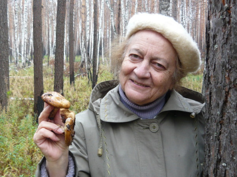 Аделаида Яврумова