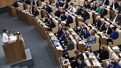 Комитет Госдумы поддержал кандидатуру Небензи на должность постпреда при ООН