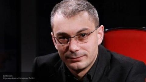 Гаспарян ответил украинцам н…