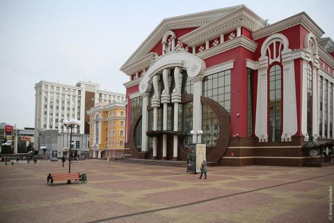 Столица уродливой архитектуры