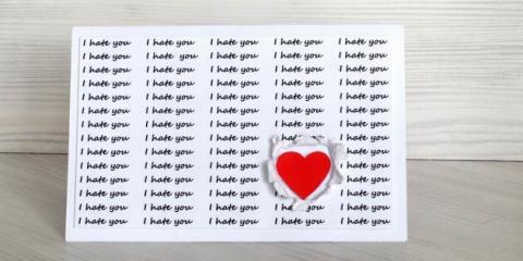 Трансформация ненависти в любовь. Как исцелить это разрушающее чувство