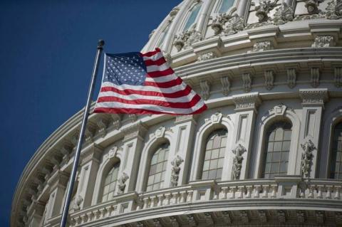 Конгресс США как пробирка эк…