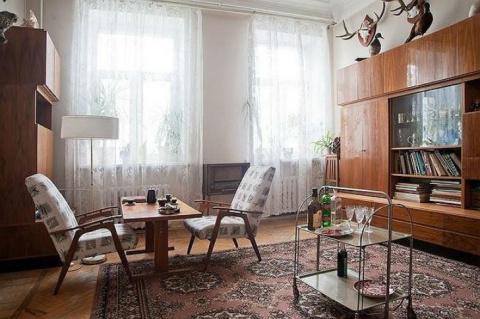 Законсервированные квартиры …