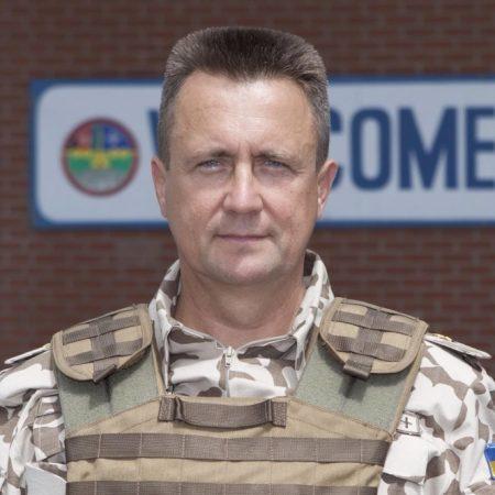 Украинский адмирал Кабаненко…