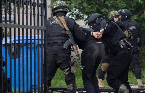 ФСБ предотвратила серию тера…